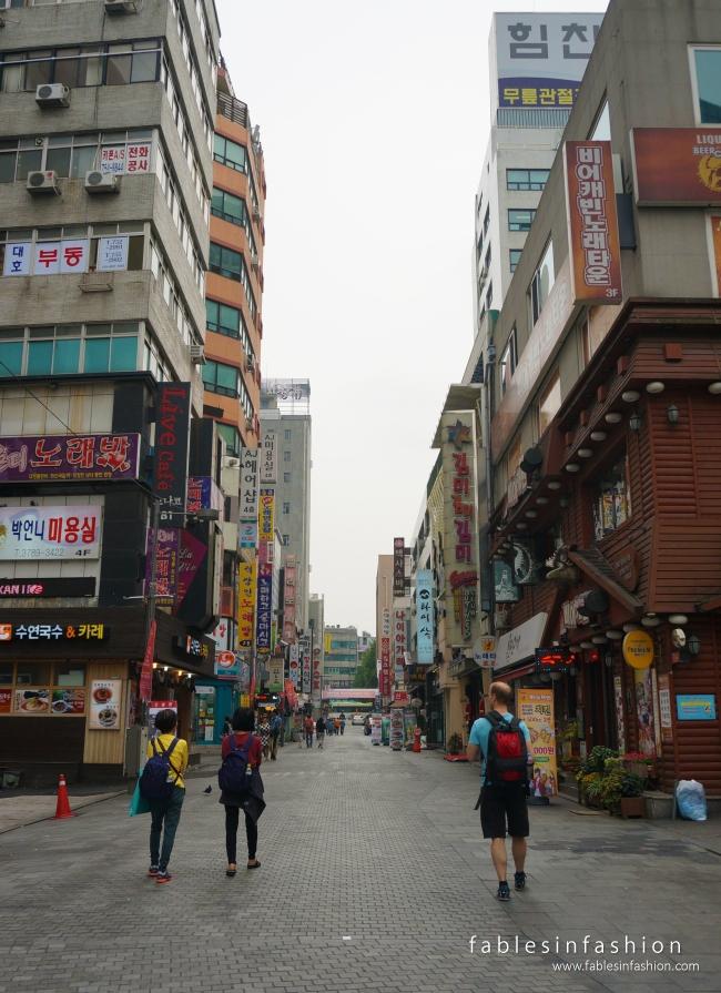 South Korea ~ Streets