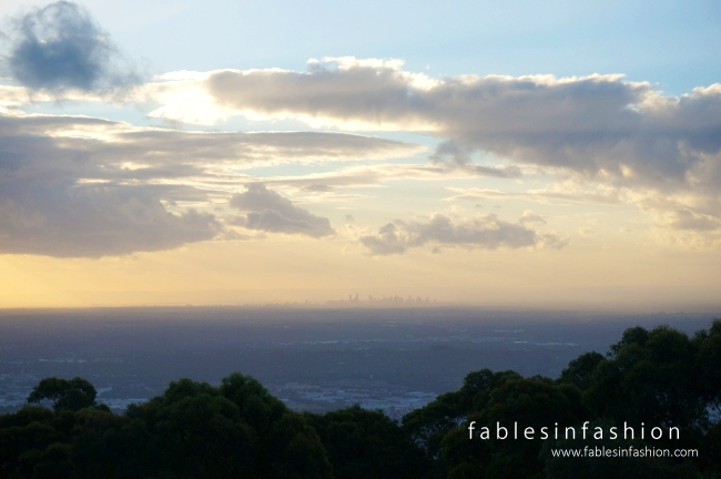 Dandenong Skyhigh Sunset Outfit