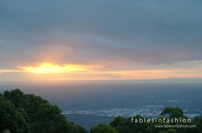 Dandenong Skyhigh Sunset Outfit