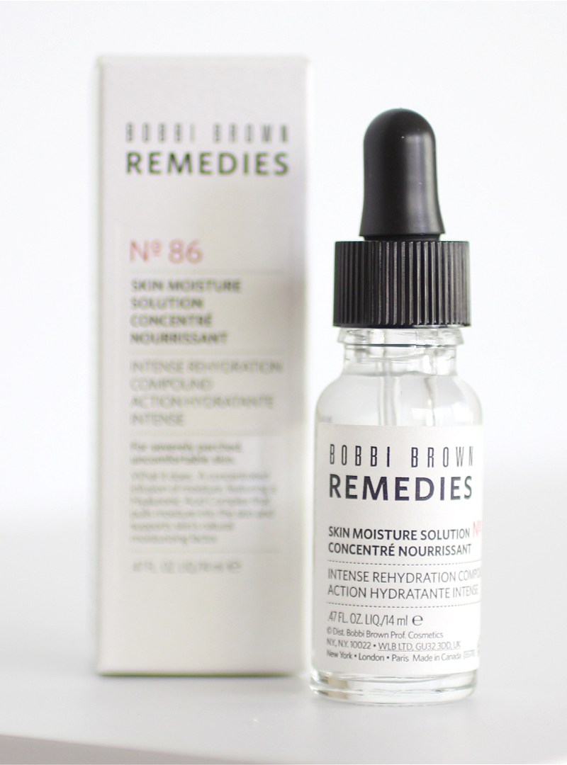 Bobbi Brown Remedies Skin Moisture Solution Intense Rehydration Compound Review