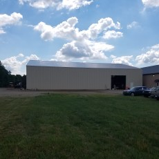 Fab Masters' 10,500 Square Foot Addition Nearly Complete