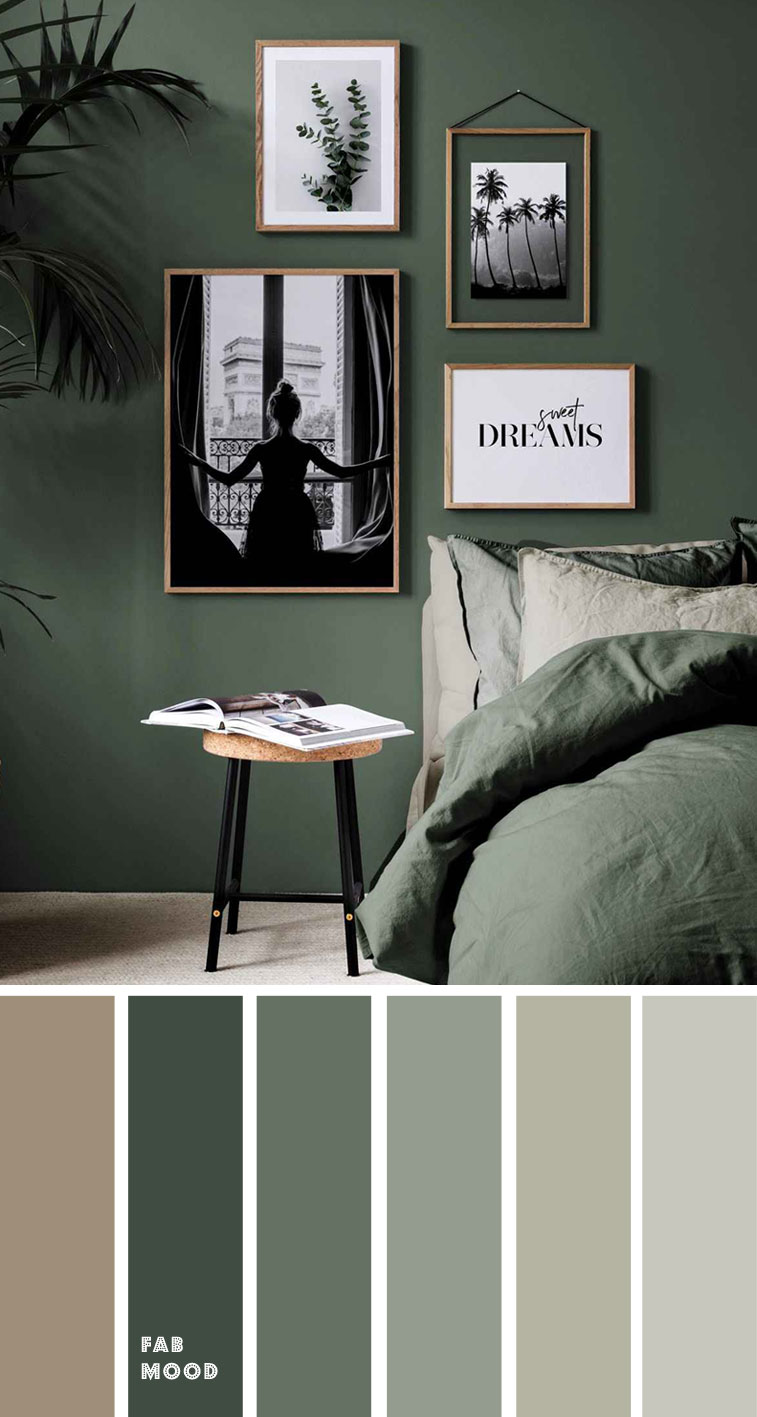 Green Bedroom 15 Earth Tone Colors For Bedroom Shades Of Green