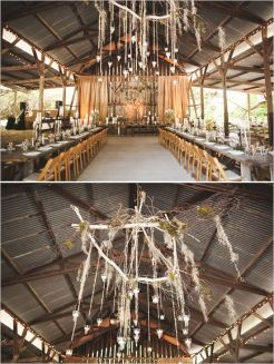 rrustic wedding reception,rustic wedding table decoration edeas