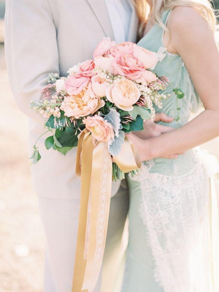 Beach Wedding Bridesmaids