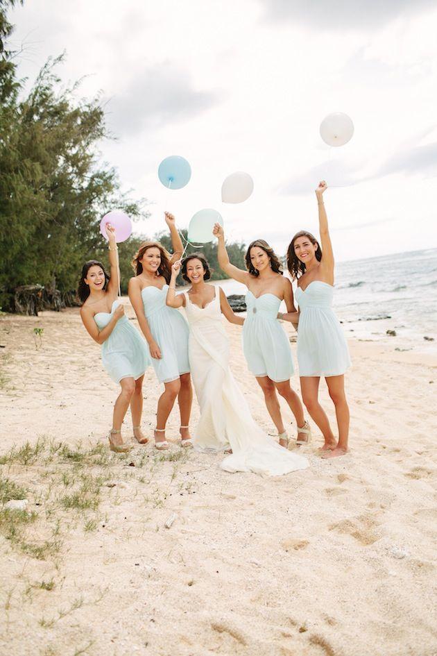 Beach Wedding 27 Dresses