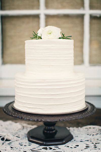 Wedding Cake TrendsButtercream Wedding Cakes