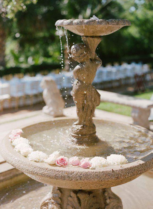 Garden Wedding IdeasCoral And Raspberry Wedding