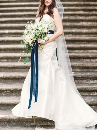 blue wedding ideas: fabmood.com