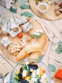wedding food ideas | Cozy and Intimate Rustic Wedding | Photography : yuriyatel.com | read more: fabmood.com