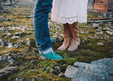 Natural,Boho Hippie Chic Wedding | fab mood