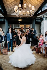 Bride and groom first dance | Fab Mood #firstdane