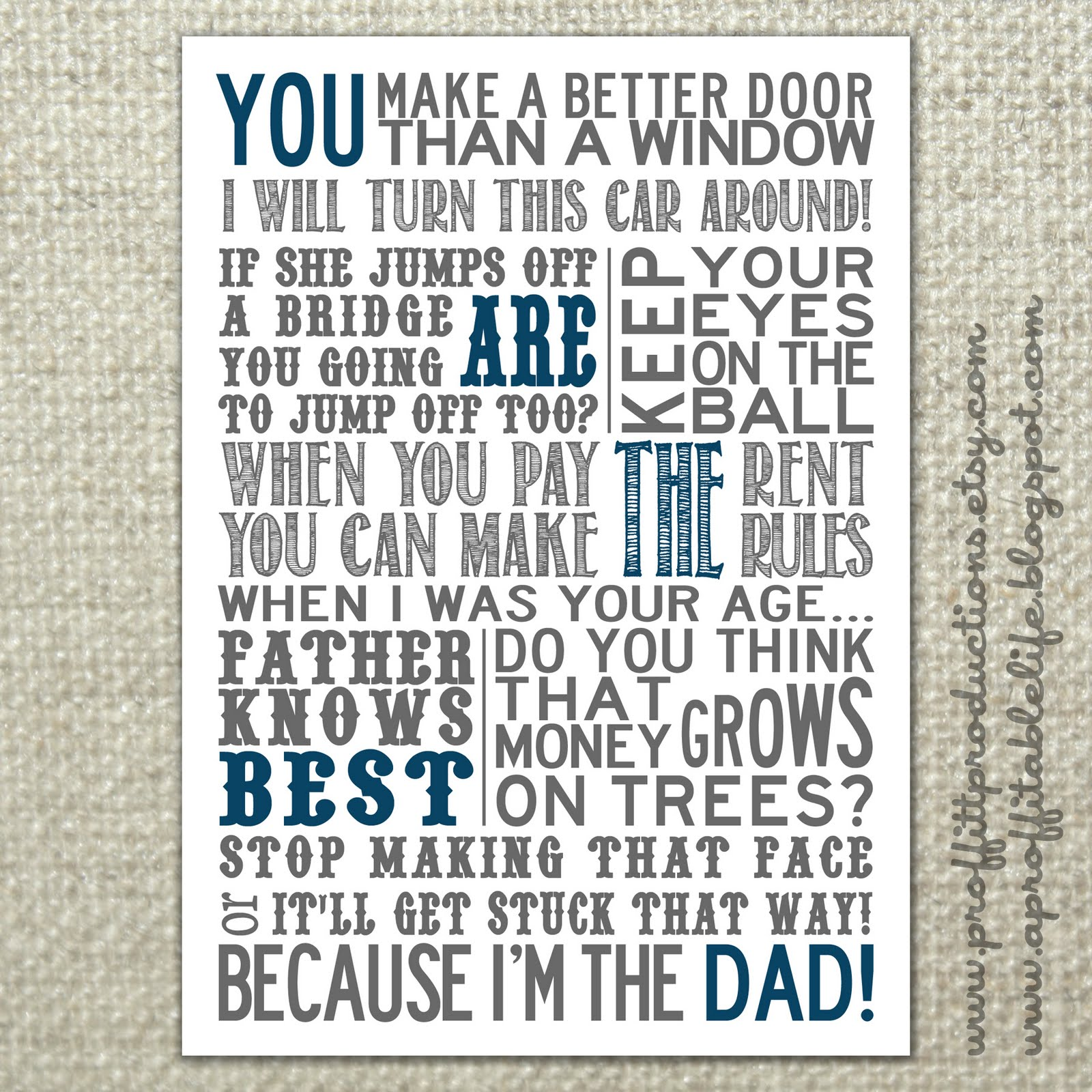 15 Free Father S Day Printables Decorations Amp Ts