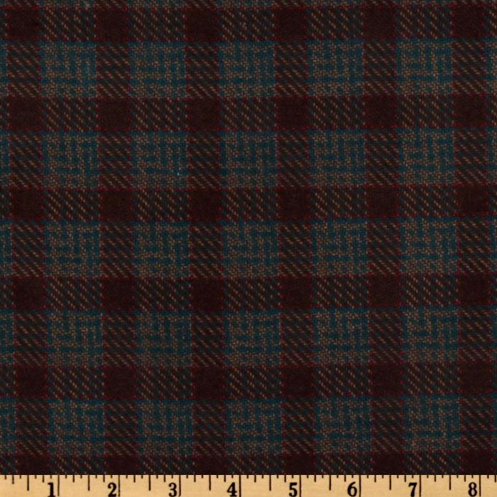 Plaid Brown Flannel