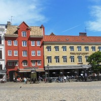 Lilla Torg – centrul vechi al orașului Malmö