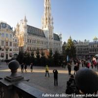 Util: Cum ajungi de la aeroportul din Charleroi în Bruxelles?
