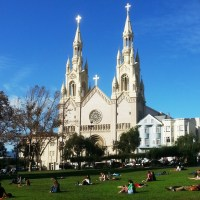 "Impresii din San Francisco, zis şi ""the beautiful city by the bay"""