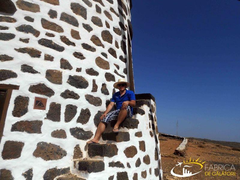 Mori de vânt Fuerteventura