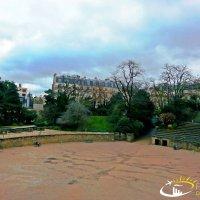 Arènes de Lutèce – o parte din moştenirea romană a Parisului