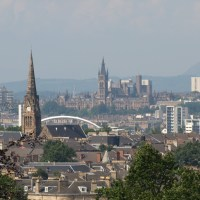 Blue Air introduce o nouă rută: București-Glasgow