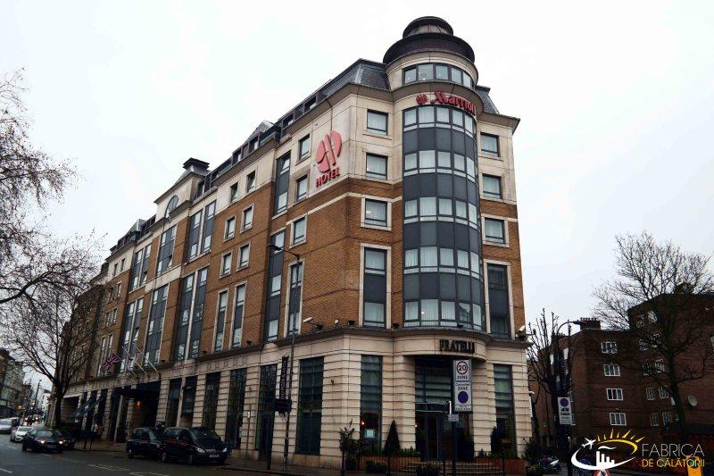 Hotel Marriott Maida Vale