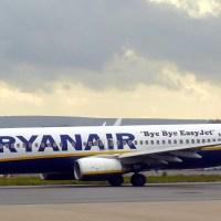 Zbor intern București-Timișoara cu Ryanair din noiembrie 2016!
