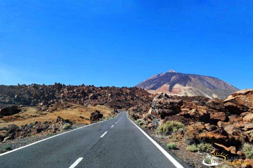 Muntele Teide Tenerife