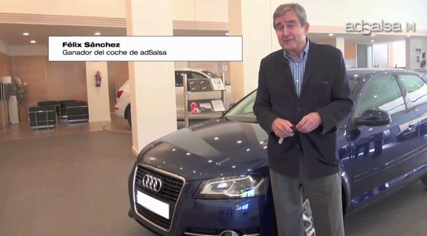 Ganador Premio Audi A3