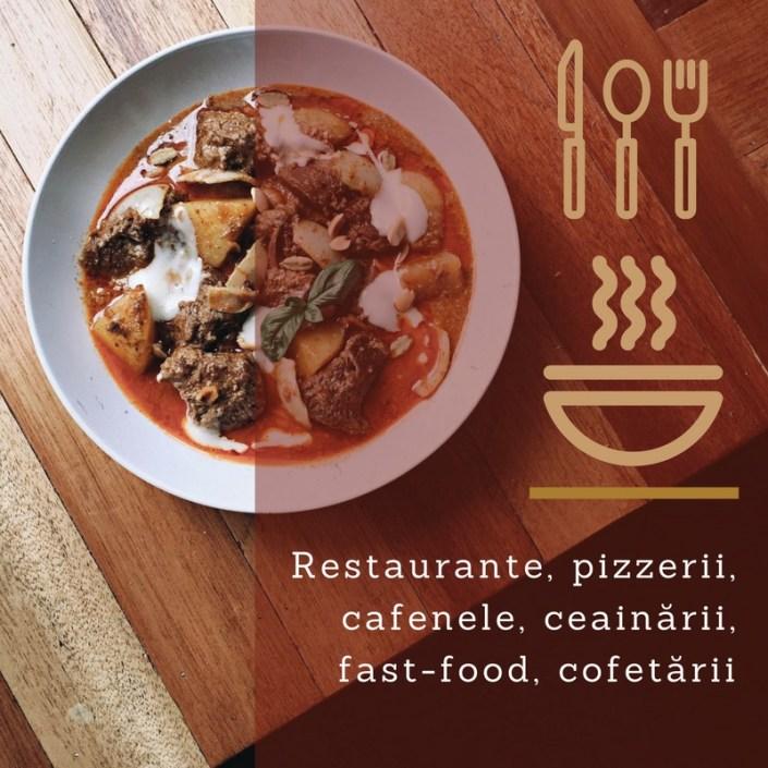 creare site restaurant