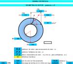 Planilhas de Cálculo: Rotores de bombas centrífugas – Cálculo da Geometria, potência e H