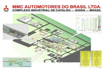 Desenvolvimento de layout industrial 3D 19