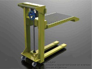 Projeto de transportador de bobinas 2