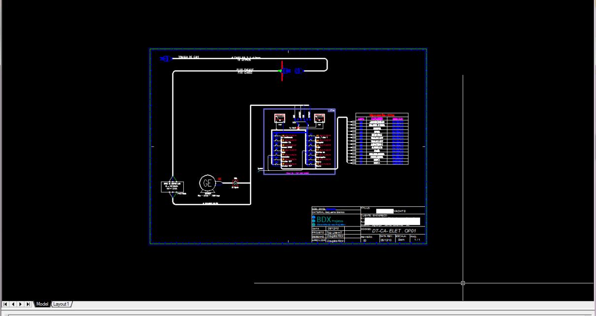 Projetos Eletricos e Automacao industrial1