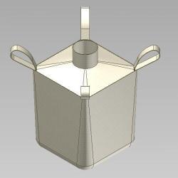 Bloco 3D BIG BAG