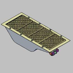 Bloco 3D QUEIMADOR 5500KCAL JACKWALL