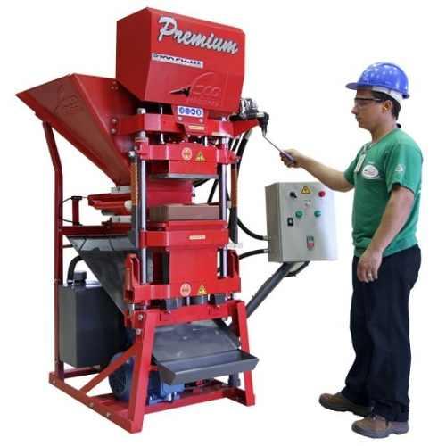 prensa hidraulica tijolo ecologico eco prmio 2700ch ma MLB O 4683996947 072013