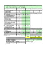 Planilhas de Calculo N2: Cálculo de carga térmica – Refrigeração e Ar Condicionado