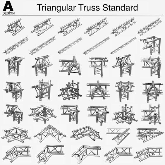 padraos estruturas triangulares fabricadoprojeto