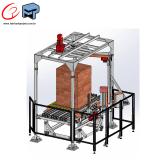 Projetos FP: Máquina de paletização insulfilme – Artefatos cerâmicos e de concreto