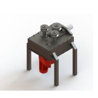 projeto mecanico completo calandra para perfis fabricadoprojeto