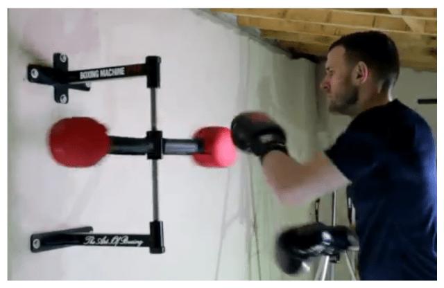 projeto equipamento treino boxe fabricadoprojeto