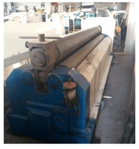 projeto mecanico calandra de chapas fabricadoprojeto