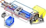 Projetos FP: Sistema Hidráulico para Bomba de Concreto