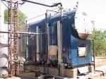 Projetos FP: Caldeira aquatubular  a lenha 300,600,1000,1500 kg Vapor por hora