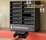 Projeto Solicitado [12 de março de 2015] – Estação de carregadores portáteis de celular