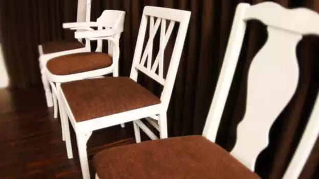 At Home Kitchen Chairs.How To Recover Fabric Kitchen Chair At Home Step By Step Guideline