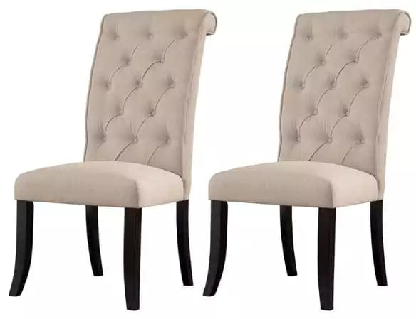 Ashley Furniture Design Tripton Dining Room Side Chair Set​​​​