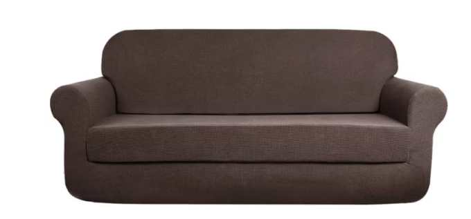 Aujoy stretch 2 piece sofa