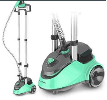 How to clean fabric steamer