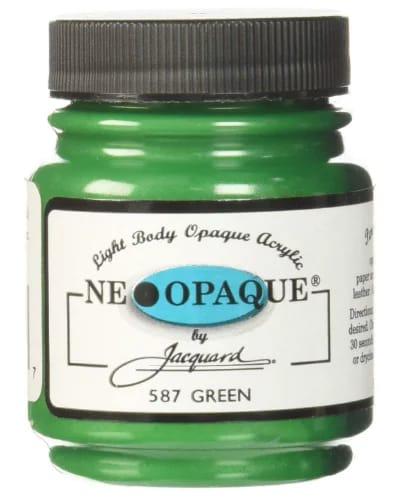 Jacquard Neopaque acrylic paint