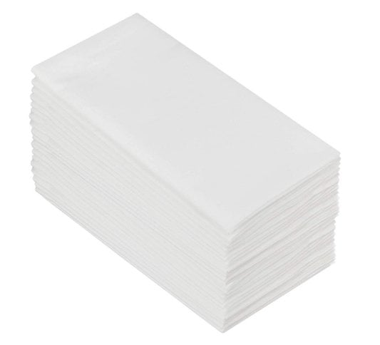 cotton craft 20x20 inches 24 dinner napkins